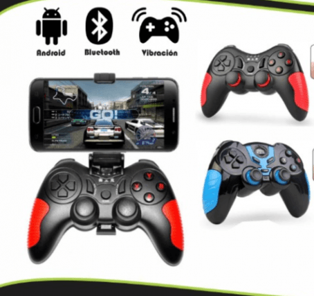 Game Pad Bluetooth Halion Android Ios Tablet Pc Recargable